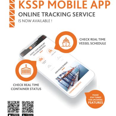 เคอรี่ สยามซีพอร์ต เปิดตัว Mobile Application ตรวจสอบสถานะแบบ Real time 15 -