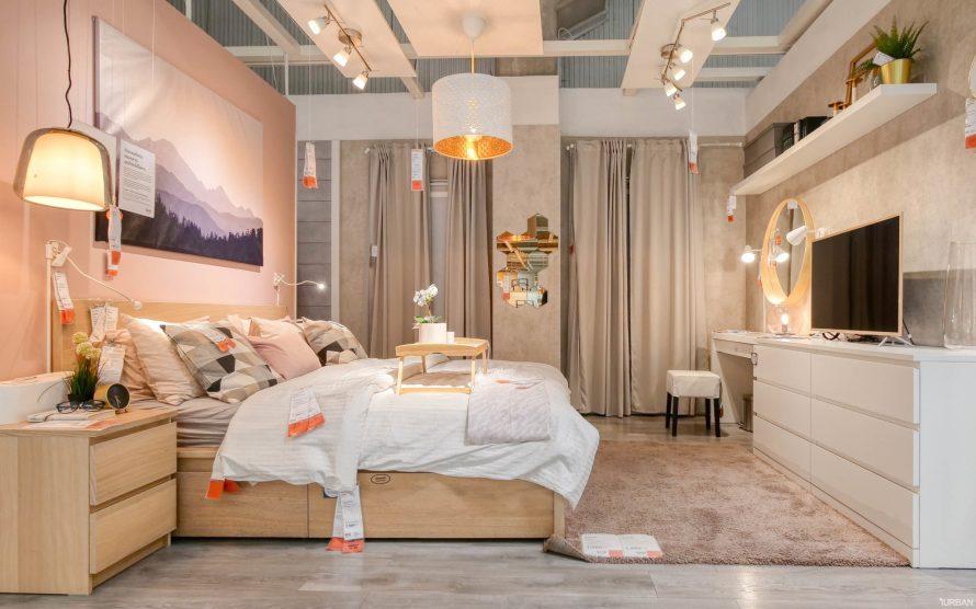 """9 วิธีจัดห้องเก่าให้เหมือนใหม่ ลอกวิธีจัดห้องในพื้นที่เล็ก """"Small Space"""" แบบ IKEA 21 - Bedroom"""