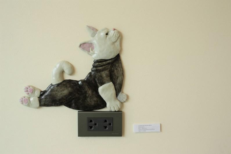 งานศิลปะจากกลุ่มศิลปินผู้รักสัตว์ 4