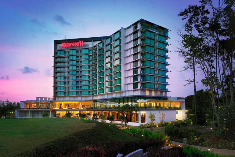 2019 Travelers' Choice Awards Winner : Rayong Marriott Resort & Spa 13 -