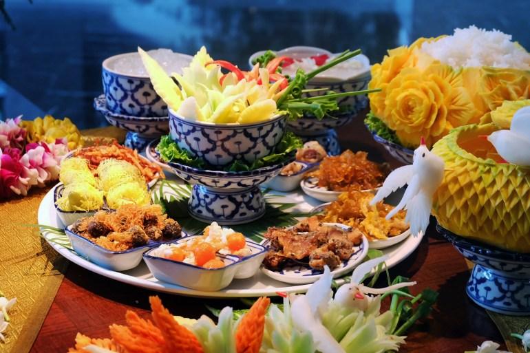 คลายร้อนนี้ด้วยข้าวแช่ตำรับชาววัง ที่โรงแรมโนโวเทล สุวรรณภูมิ แอร์พอร์ต 13 -