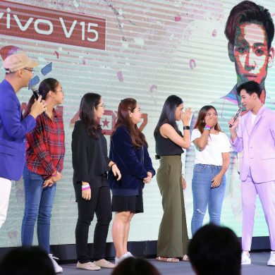 Vivo จัดงานแฟนมีตแบมแบม GOT7 สุดเอ็กซ์คลูซีพ พร้อมเปิดตัว V15 สี Blossom Pink 20 -