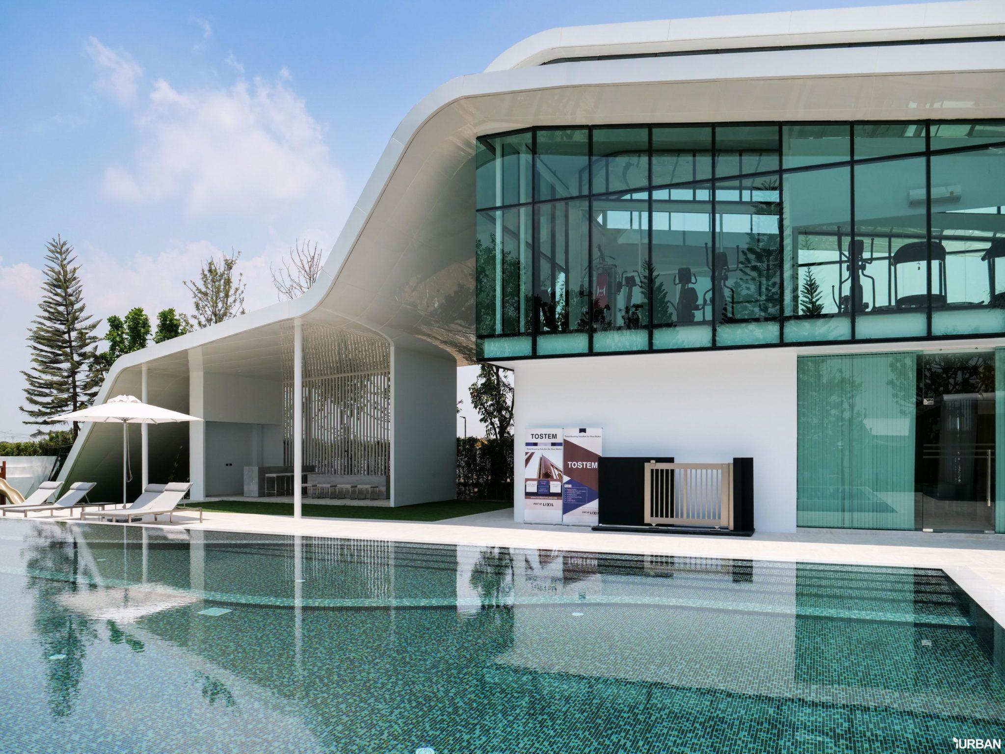 """""""เนอวานา ไดอิ"""" ปฏิวัติรูปแบบการอยู่อาศัย พร้อมเปิดโครงการ """"เนอวานา บียอนด์ พระราม 9-กรุงเทพกรีฑา"""" บ้านต้นแบบแนวคิดใหม่ 38 -"""