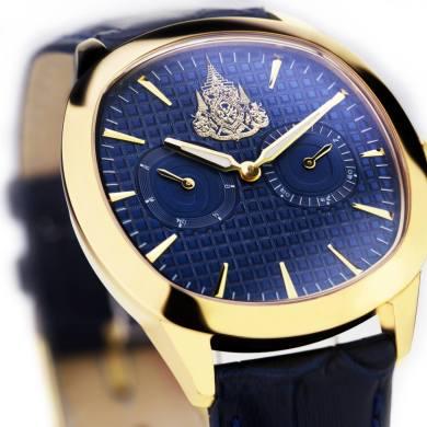 นาฬิกาตราสัญลักษณ์พระราชพิธีบรมราชาภิเษก รัชกาลที่ 10 16 - watch