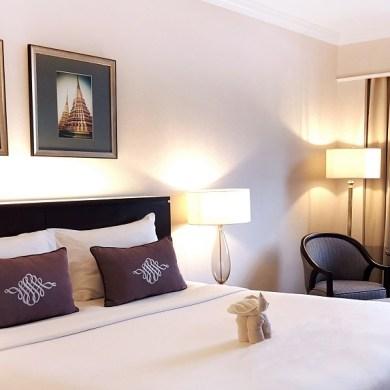 โรงแรม เดอะ สุโกศล กรุงเทพ เปิดตัวห้องพักสไตล์รักษ์โลก Green Room 21 -