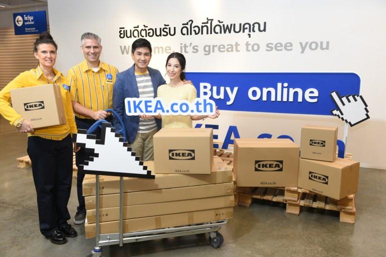 สโตร์อิเกียออนไลน์เปิดแล้ววันนี้! ช้อปได้ทุกที่ ทุกเวลา ที่ IKEA.co.th 15 - IKEA (อิเกีย)