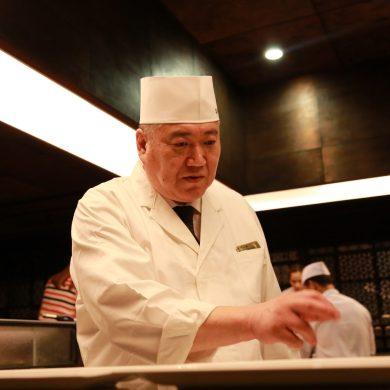 ยอดเชฟบินตรงจากฮอกไกโด พร้อมเสิร์ฟสุดยอดเมนูสุดพิเศษ ที่ห้องอาหารญี่ปุ่นคิสโสะ 26 -