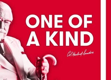 """KFC ยืนหนึ่งตำนานความอร่อย ตอกย้ำความเป็นตัวจริงแบบ """"ONE OF A KIND"""" 14 -"""