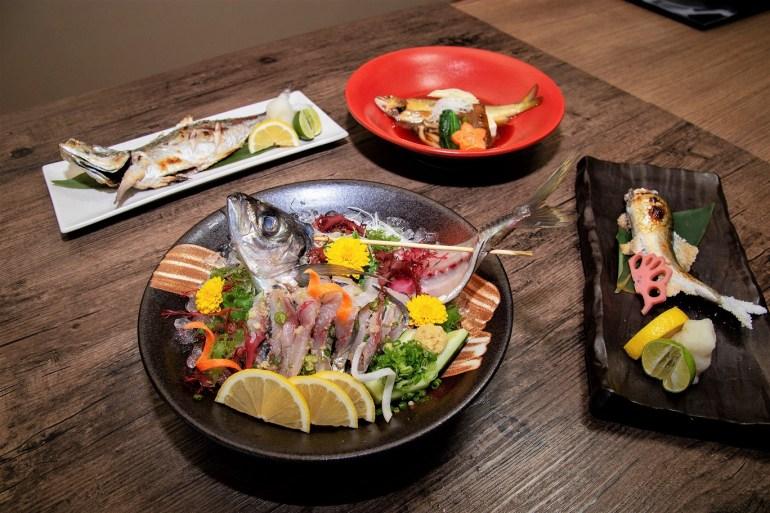 อิ่มอร่อยกับเมนูจากปลาอายุ และปลาอาจิ ห้องอาหารญี่ปุ่นคิสโสะโรงแรม เดอะ เวสทิน แกรนด์ สุขุมวิท 13 -