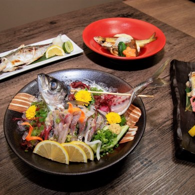 อิ่มอร่อยกับเมนูจากปลาอายุ และปลาอาจิ ห้องอาหารญี่ปุ่นคิสโสะโรงแรม เดอะ เวสทิน แกรนด์ สุขุมวิท 14 -