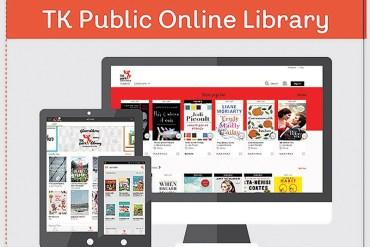 "TK park เสริมแกร่งให้ห้องสมุดออนไลน์ ""TK Public Online Library"" 13 - Library"