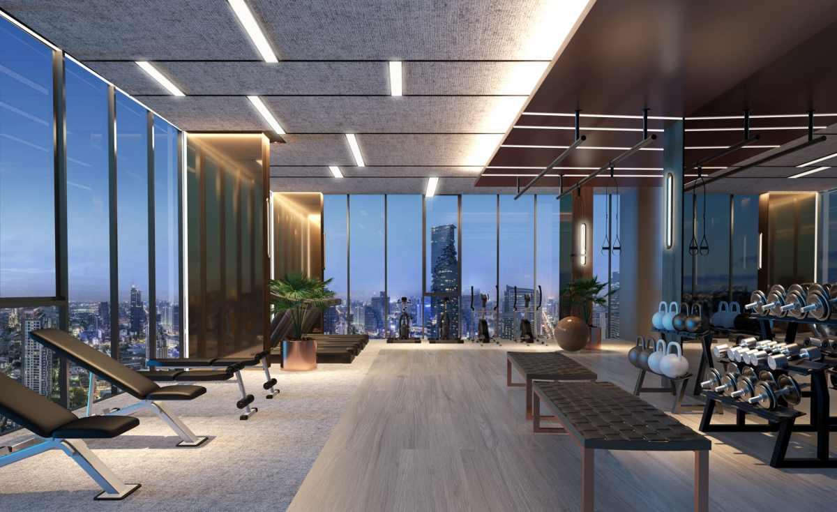 ANIL Sathorn 12 คอนโดสาทรสุดหรูที่ยกระดับคุณภาพชีวิตของผู้พักอาศัย ด้วยมาตรฐาน WELL Building Standard 31 - GRAND UNITY