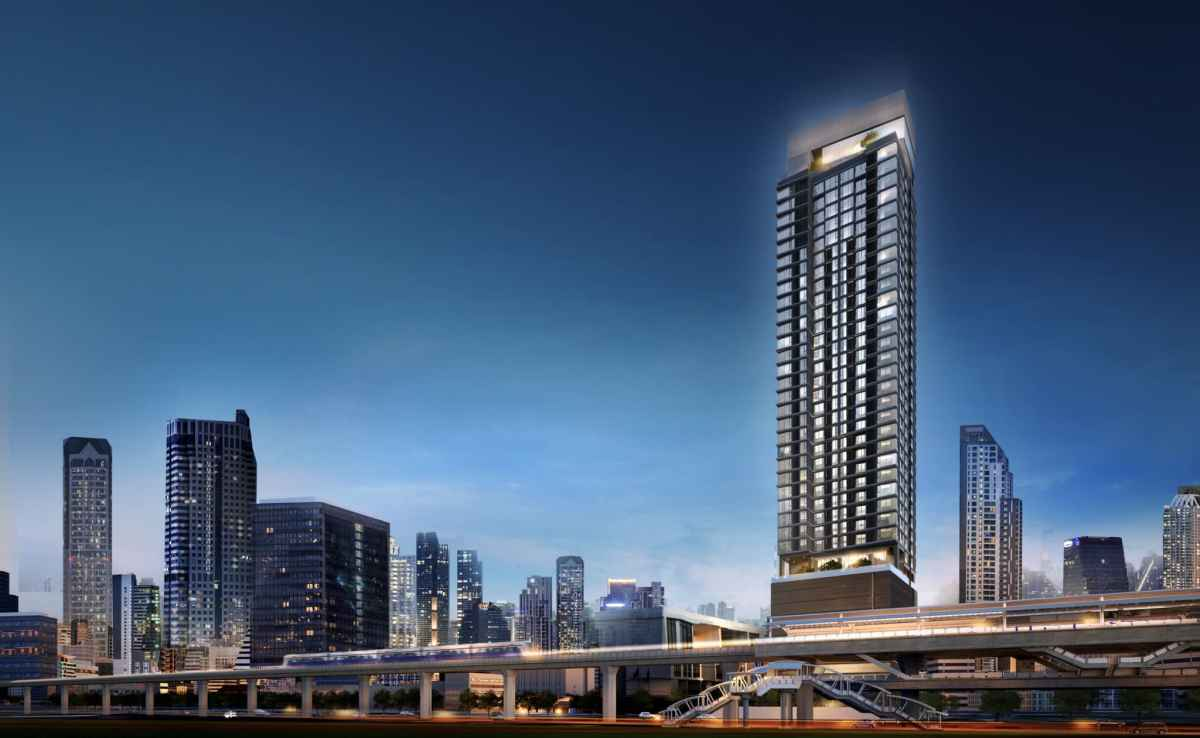 ANIL Sathorn 12 คอนโดสาทรสุดหรูที่ยกระดับคุณภาพชีวิตของผู้พักอาศัย ด้วยมาตรฐาน WELL Building Standard 106 - GRAND UNITY