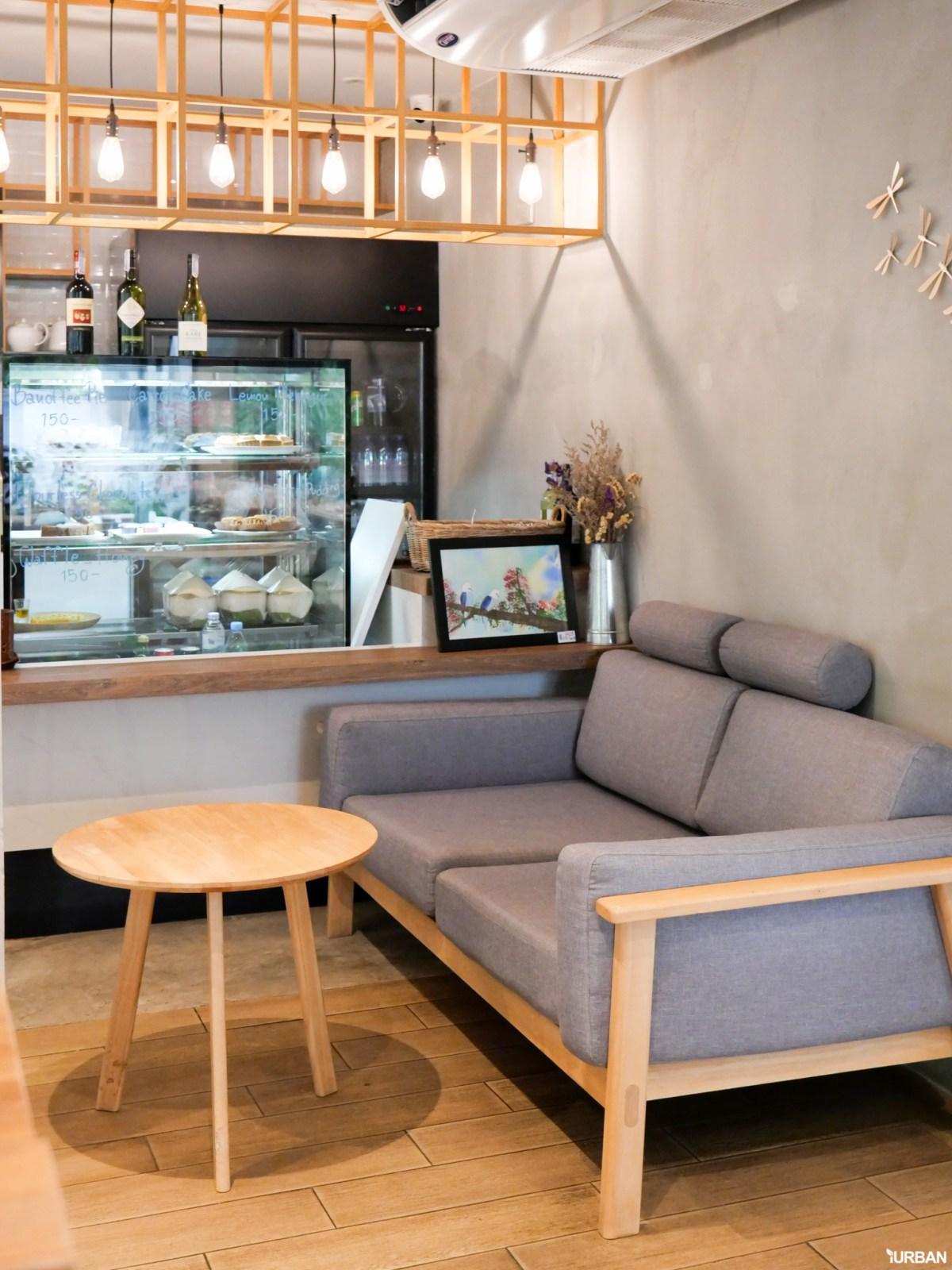 The Running Dog Cafe ร้านกาแฟ #หมาเข้าได้ สไตล์สถาปนิก ย่านสาทร 24 - cafe