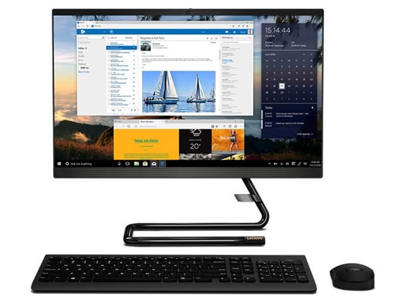 รีวิว 10 คอมพิวเตอร์ตั้งโต๊ะ ราคาถูก ดีไซน์สวย สเป็คดี 139 - Acer