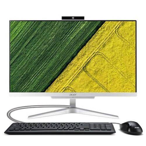 10 คอมพิวเตอร์ตั้งโต๊ะ ราคาถูก 2019 ดีไซน์สวย สเป็คดี 46 - Acer