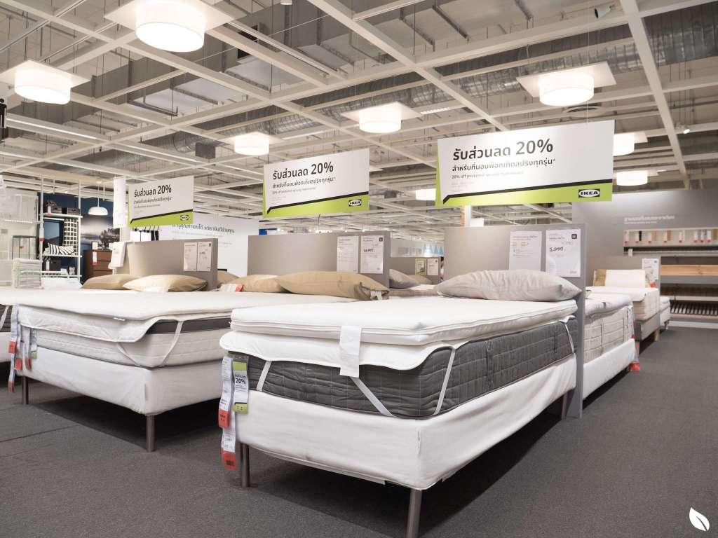 """16 เหตุผลว่าทำไมเราถึงอยากแนะนำให้คุณใช้ """"ที่นอน IKEA"""" 21 - Bedroom"""