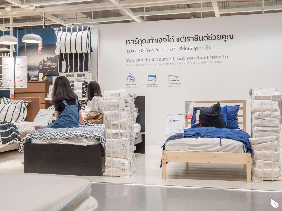 """16 เหตุผลว่าทำไมเราถึงอยากแนะนำให้คุณใช้ """"ที่นอน IKEA"""" 28 - Bedroom"""