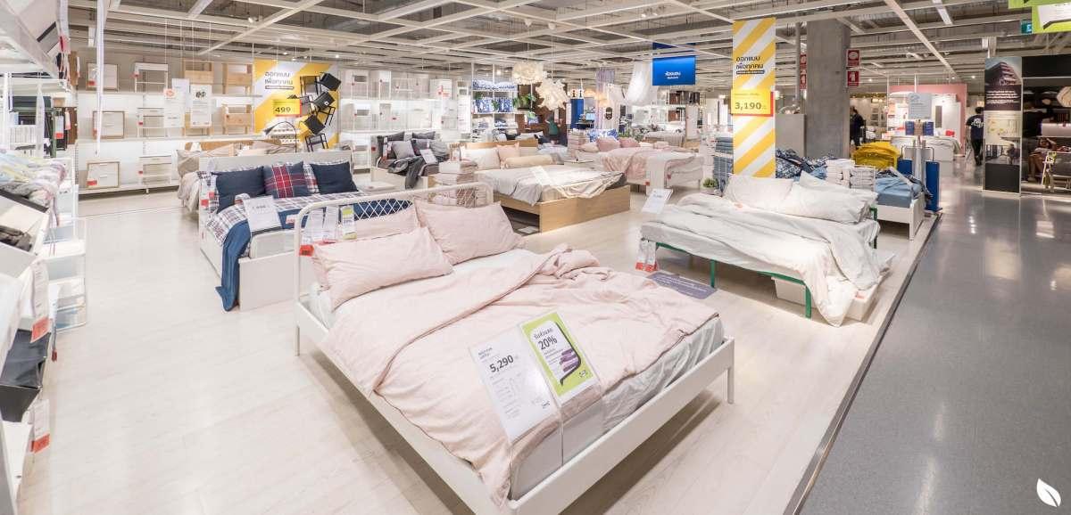 """16 เหตุผลว่าทำไมเราถึงอยากแนะนำให้คุณใช้ """"ที่นอน IKEA"""" 26 - Bedroom"""