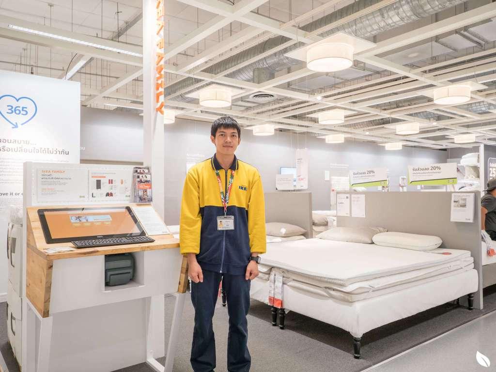 """16 เหตุผลว่าทำไมเราถึงอยากแนะนำให้คุณใช้ """"ที่นอน IKEA"""" 19 - Bedroom"""