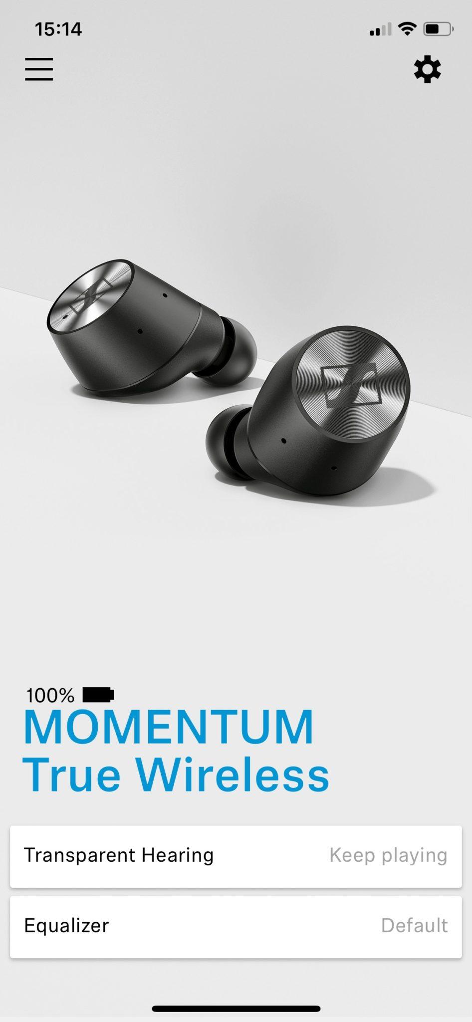รีวิวหูฟังบลูทูธไร้สายแบบ Sennheiser Momentum True Wireless ดูดีมีคลาสสุดใน 2019 34 - bluetooth