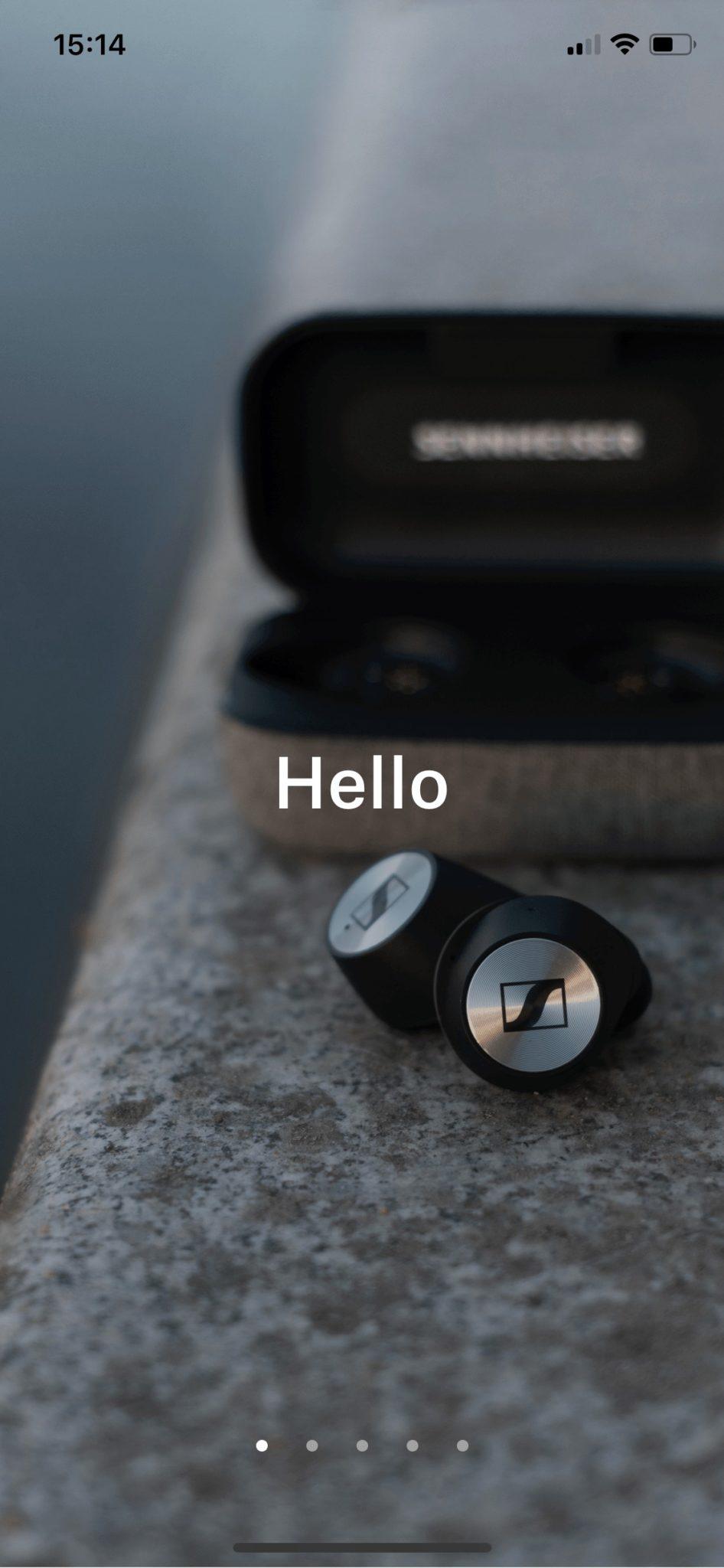 รีวิวหูฟังบลูทูธไร้สายแบบ Sennheiser Momentum True Wireless ดูดีมีคลาสสุดใน 2019 38 - bluetooth