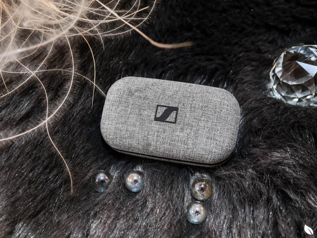 รีวิวหูฟังบลูทูธไร้สายแบบ Sennheiser Momentum True Wireless ดูดีมีคลาสสุดใน 2019 27 - bluetooth