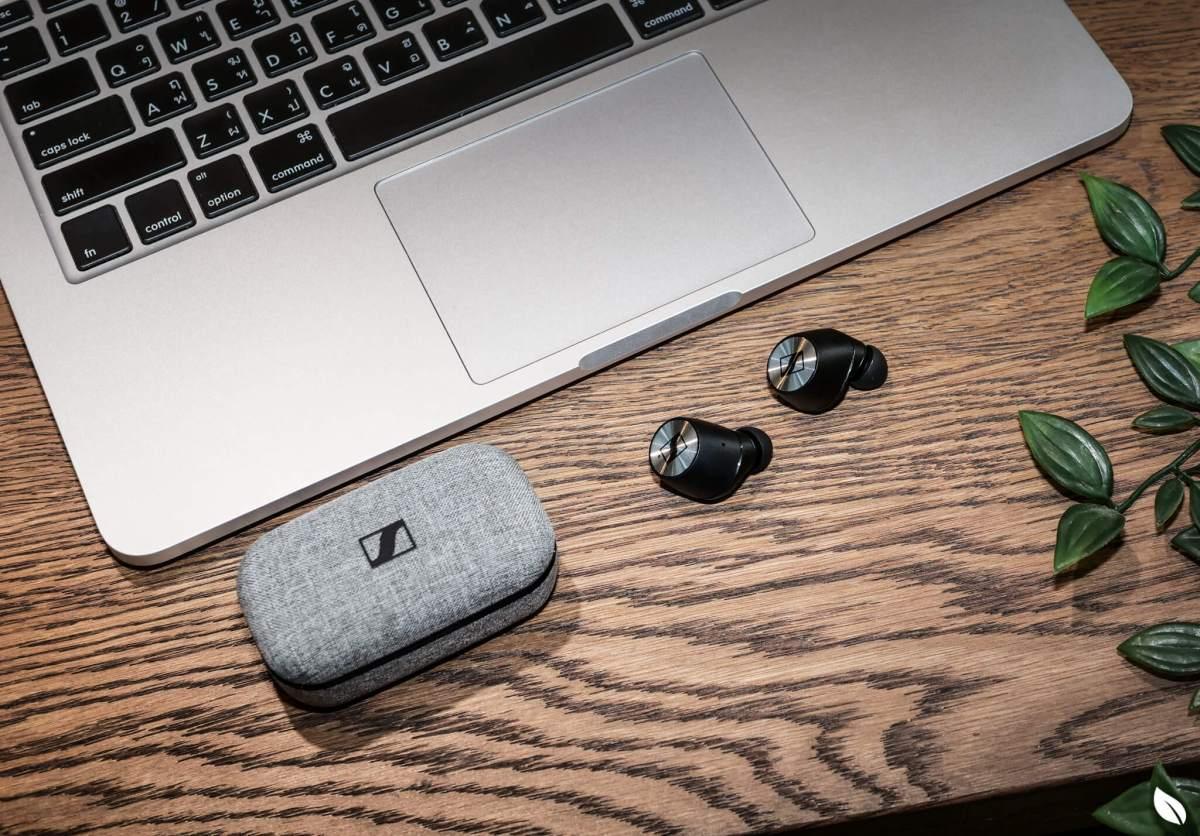 รีวิวหูฟังบลูทูธไร้สายแบบ Sennheiser Momentum True Wireless ดูดีมีคลาสสุดใน 2019 16 - bluetooth