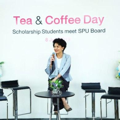 """Tea & Coffee Day"" สบายๆ Style SPU SMART 15 -"