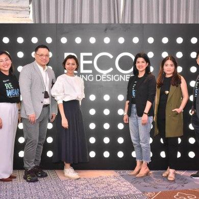 ประกาศผลแล้วจ้า! ผู้เข้ารอบชิงชนะเลิศ ในโครงการ RECO Young Designer Competition 2019 แฟชั่นรักษ์โลกปีที่ 8 14 -