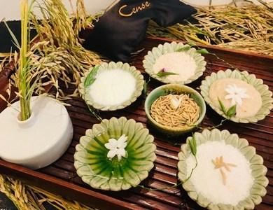 โรงแรมเซ็นทารา หาดใหญ่ จัด สครับด้วยผิวข้าวหอมมะลิ Jasmine Queen Spa package 15 -