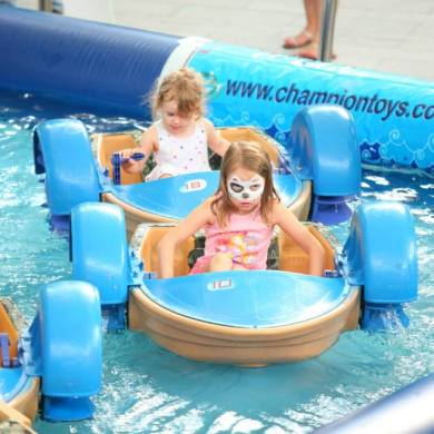 Water Playground at K Village 14 -