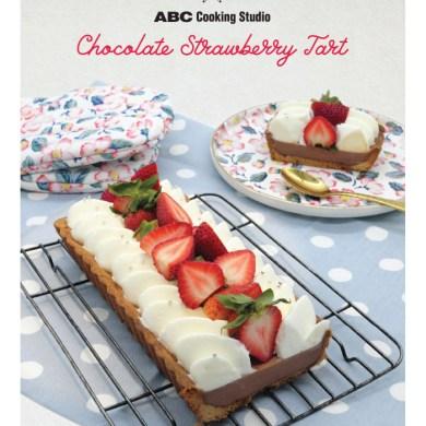 "Cath Kidston (แคทคิดสตัน) หนุน""Class Work Shop ""Chocolate Strawberry Tart"" ABC COOKING STUDIO"" 1 ส.ค. นี้ 14 -"