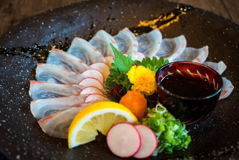 เมนูต้องห้ามพลาดประจำฤดูกาลจากเมนูปลาอิชิไดและปลาฮาโมะ 13 -
