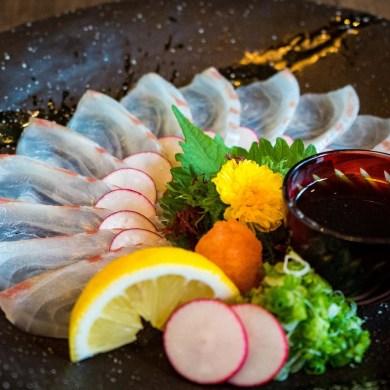 เมนูต้องห้ามพลาดประจำฤดูกาลจากเมนูปลาอิชิไดและปลาฮาโมะ 15 -