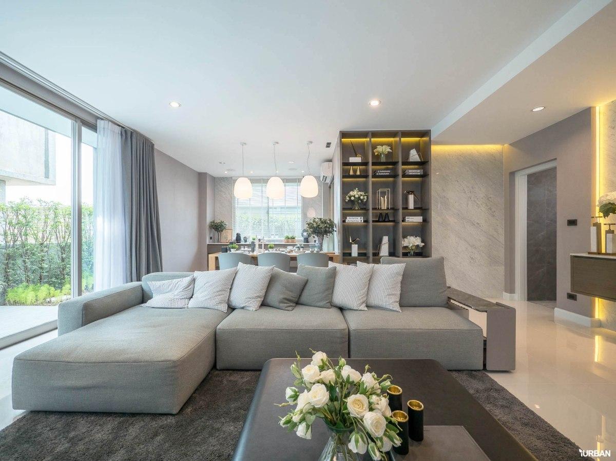 รีวิว Nirvana BEYOND Udonthani บ้านเดี่ยว 3 ชั้น ดีไซน์บิดสุดโมเดิร์น บนที่ดินสุดท้ายหน้าหนองประจักษ์ 135 - Luxury