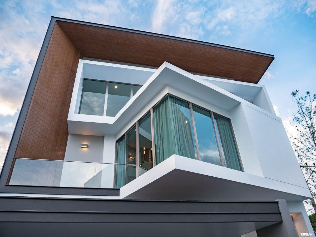 รีวิว Nirvana BEYOND Udonthani บ้านเดี่ยว 3 ชั้น ดีไซน์บิดสุดโมเดิร์น บนที่ดินสุดท้ายหน้าหนองประจักษ์ 201 - Luxury