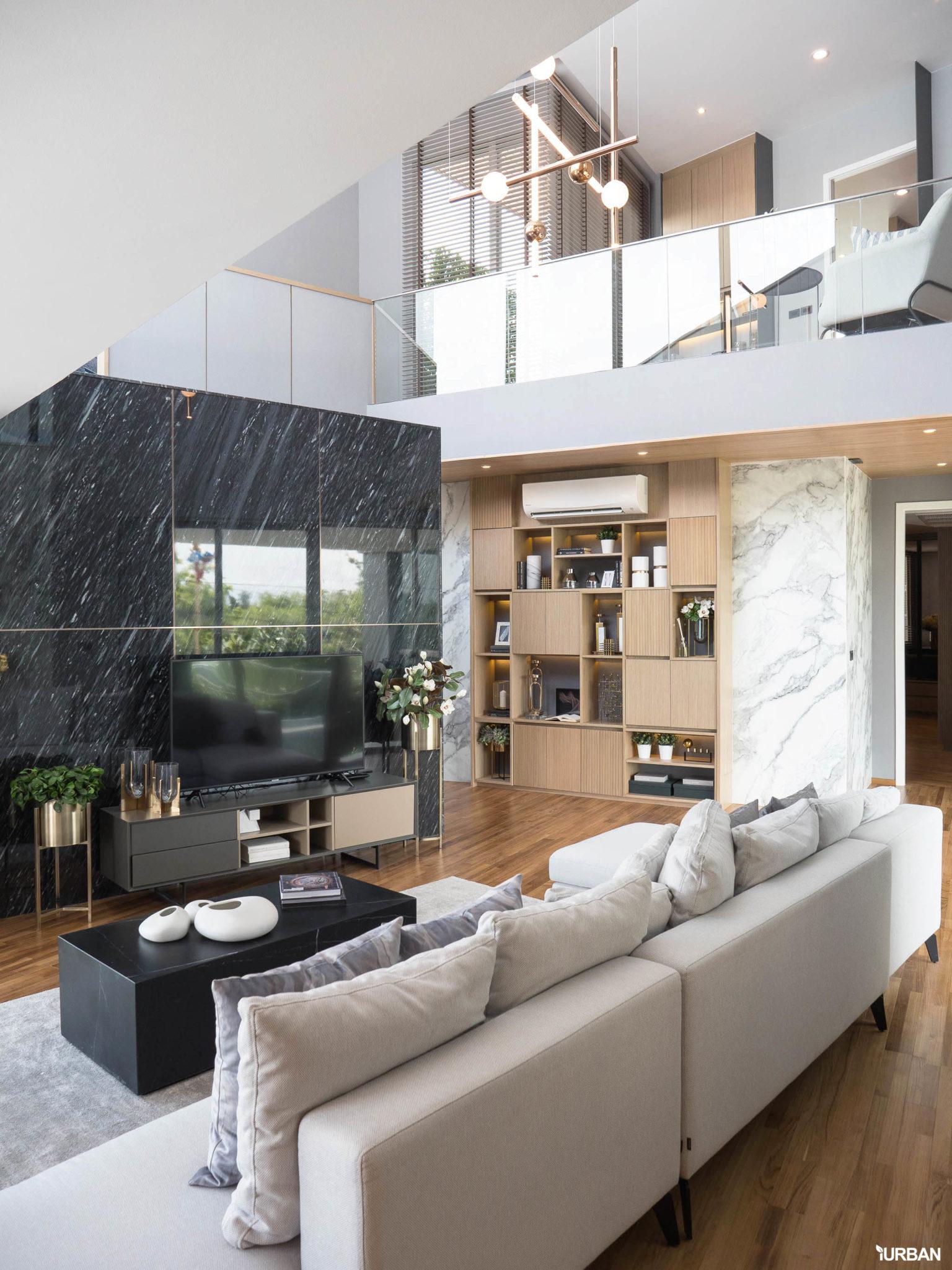 รีวิว Nirvana BEYOND Udonthani บ้านเดี่ยว 3 ชั้น ดีไซน์บิดสุดโมเดิร์น บนที่ดินสุดท้ายหน้าหนองประจักษ์ 57 - Luxury