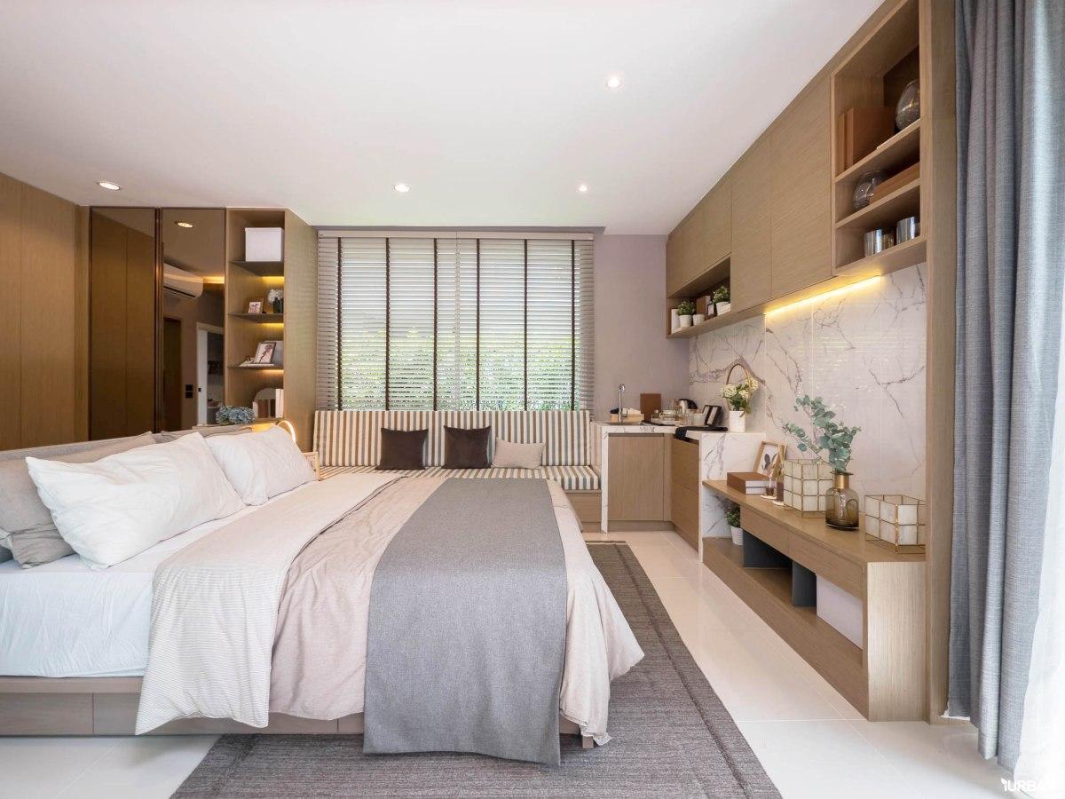 รีวิว Nirvana BEYOND Udonthani บ้านเดี่ยว 3 ชั้น ดีไซน์บิดสุดโมเดิร์น บนที่ดินสุดท้ายหน้าหนองประจักษ์ 218 - Luxury