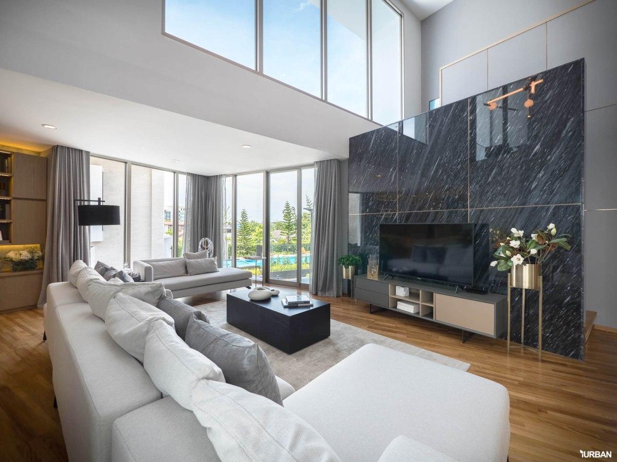 รีวิว Nirvana BEYOND Udonthani บ้านเดี่ยว 3 ชั้น ดีไซน์บิดสุดโมเดิร์น บนที่ดินสุดท้ายหน้าหนองประจักษ์ 222 - Luxury