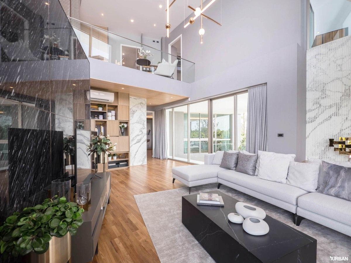 รีวิว Nirvana BEYOND Udonthani บ้านเดี่ยว 3 ชั้น ดีไซน์บิดสุดโมเดิร์น บนที่ดินสุดท้ายหน้าหนองประจักษ์ 53 - Luxury