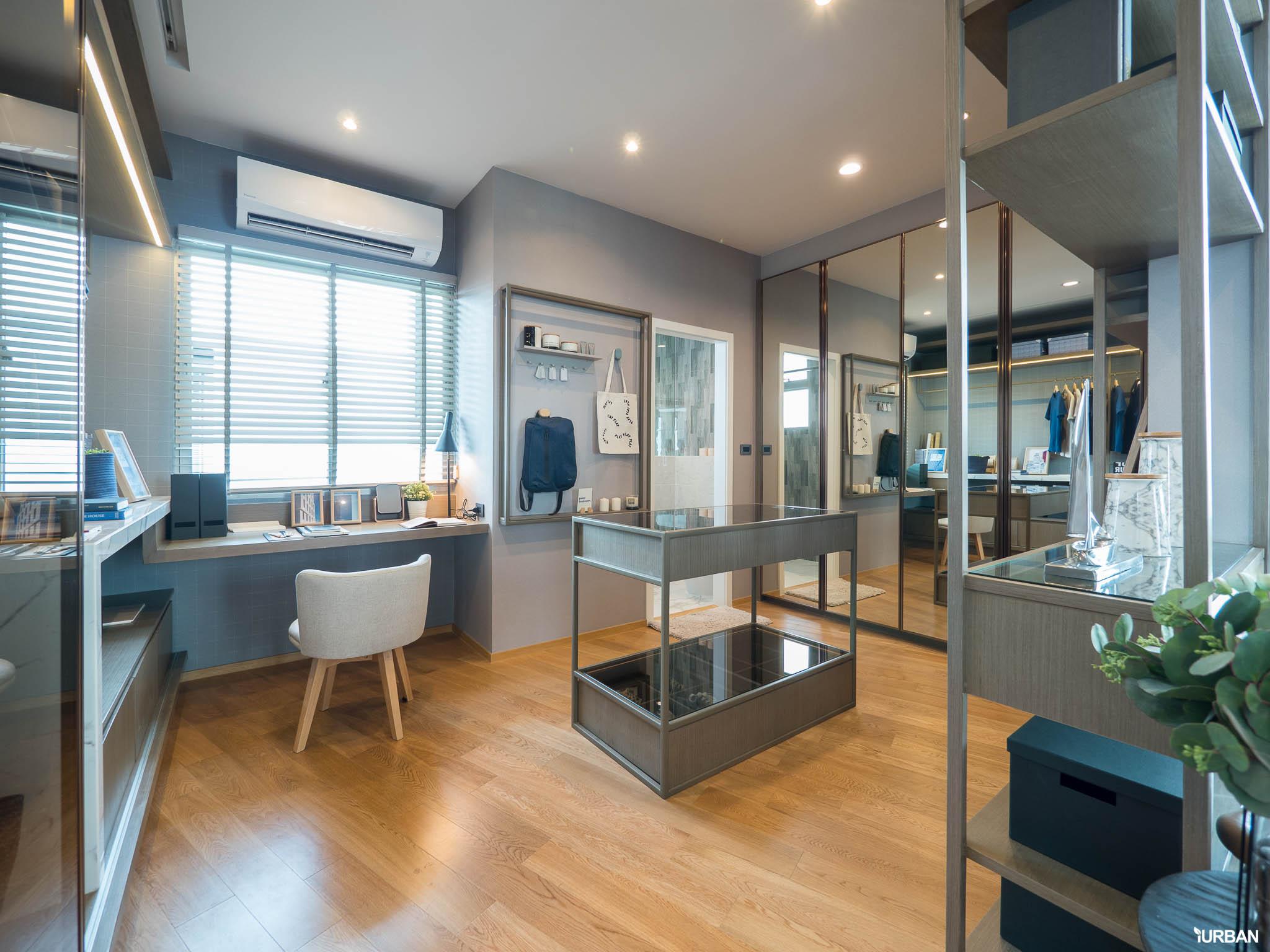 รีวิว Nirvana BEYOND Udonthani บ้านเดี่ยว 3 ชั้น ดีไซน์บิดสุดโมเดิร์น บนที่ดินสุดท้ายหน้าหนองประจักษ์ 82 - Luxury