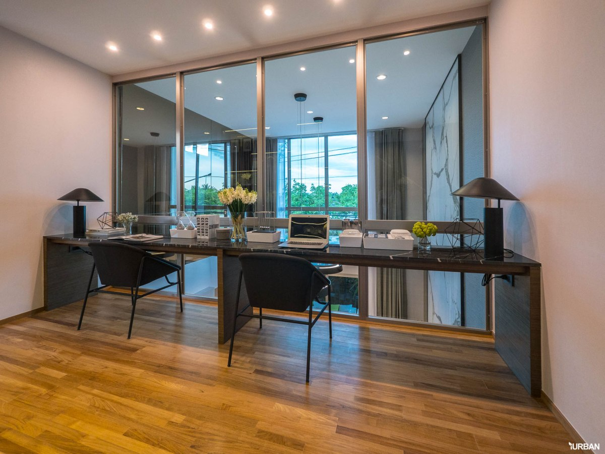 รีวิว Nirvana BEYOND Udonthani บ้านเดี่ยว 3 ชั้น ดีไซน์บิดสุดโมเดิร์น บนที่ดินสุดท้ายหน้าหนองประจักษ์ 274 - Luxury