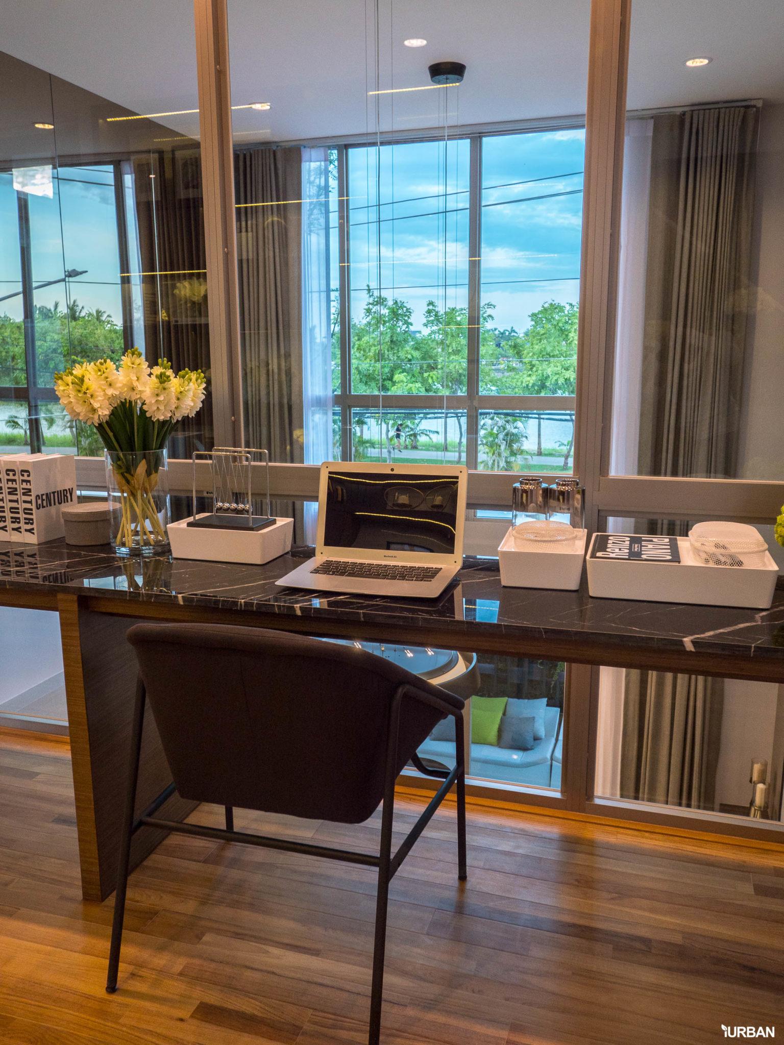 รีวิว Nirvana BEYOND Udonthani บ้านเดี่ยว 3 ชั้น ดีไซน์บิดสุดโมเดิร์น บนที่ดินสุดท้ายหน้าหนองประจักษ์ 105 - Luxury