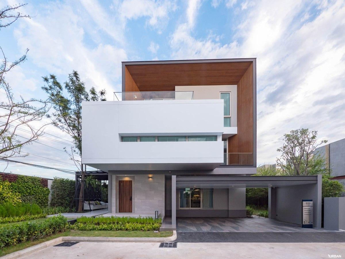 รีวิว Nirvana BEYOND Udonthani บ้านเดี่ยว 3 ชั้น ดีไซน์บิดสุดโมเดิร์น บนที่ดินสุดท้ายหน้าหนองประจักษ์ 93 - Luxury