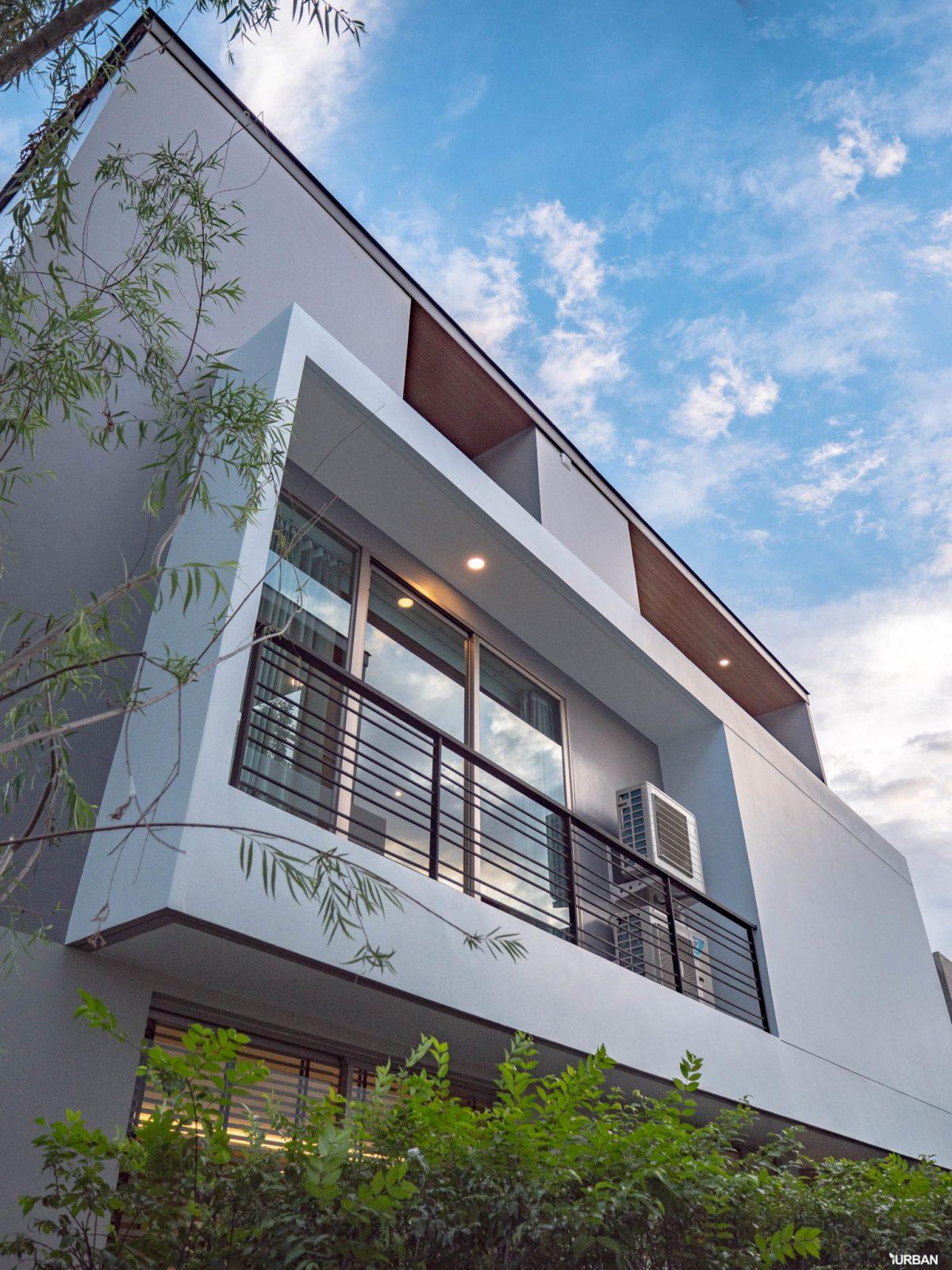 รีวิว Nirvana BEYOND Udonthani บ้านเดี่ยว 3 ชั้น ดีไซน์บิดสุดโมเดิร์น บนที่ดินสุดท้ายหน้าหนองประจักษ์ 199 - Luxury