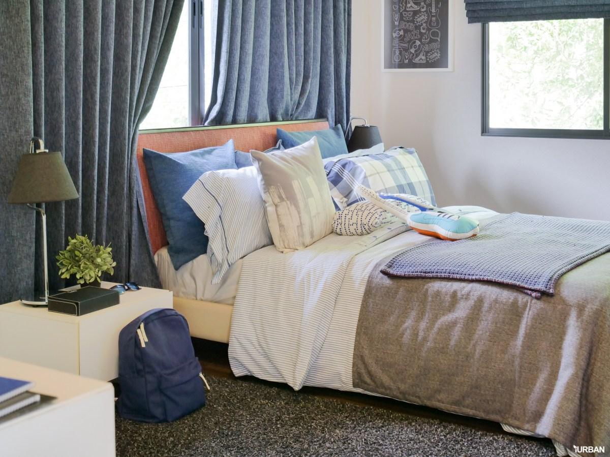 """รีวิว """"ฮาบิเทีย พาร์ค เทียนทะเล 28"""" ที่ดิน 100 ตร.ว. ทำเลพระราม 2 จากแสนสิริ 124 - 4 Bedrooms"""