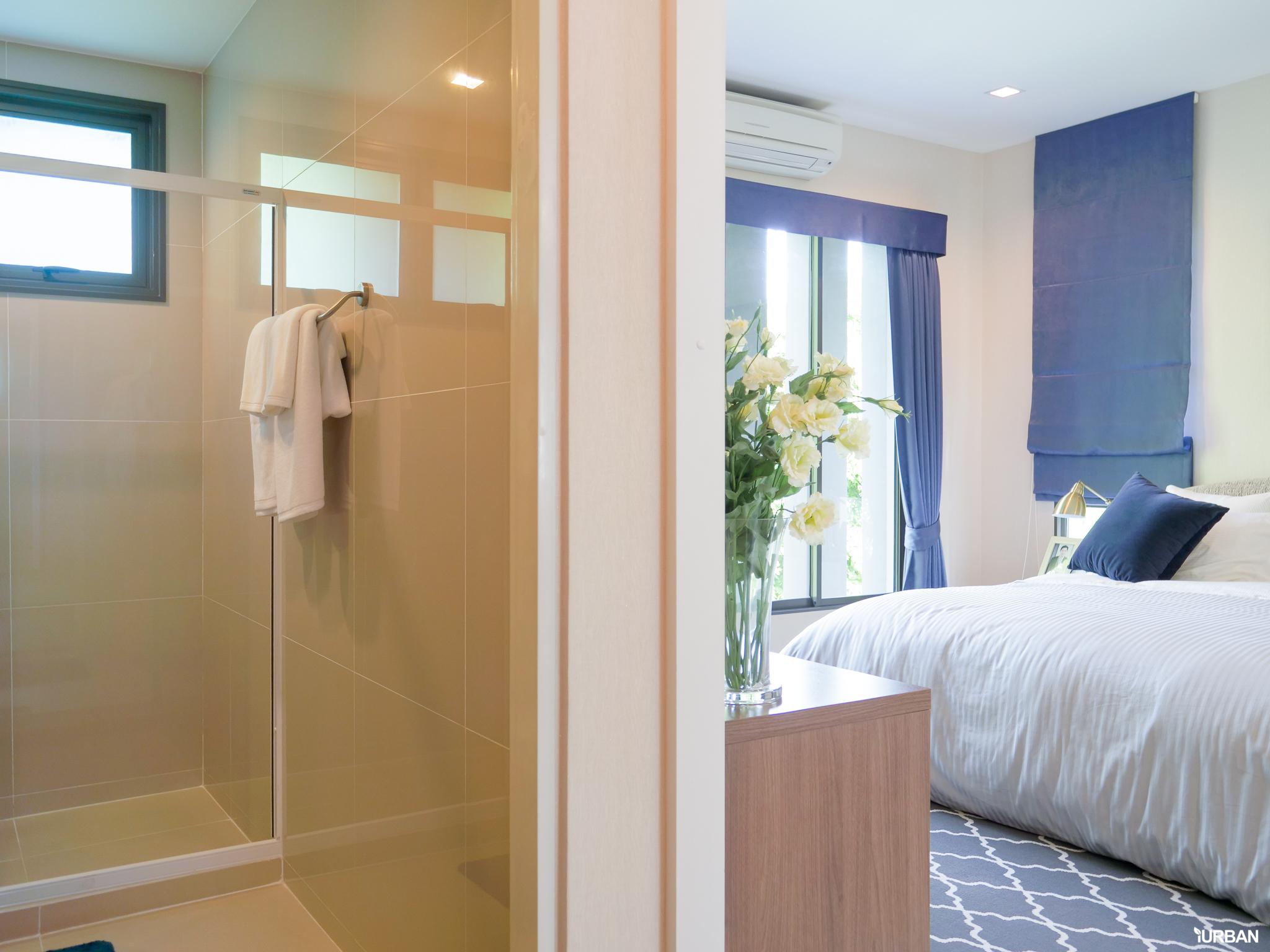 """รีวิว """"ฮาบิเทีย พาร์ค เทียนทะเล 28"""" ที่ดิน 100 ตร.ว. ทำเลพระราม 2 จากแสนสิริ 218 - 4 Bedrooms"""