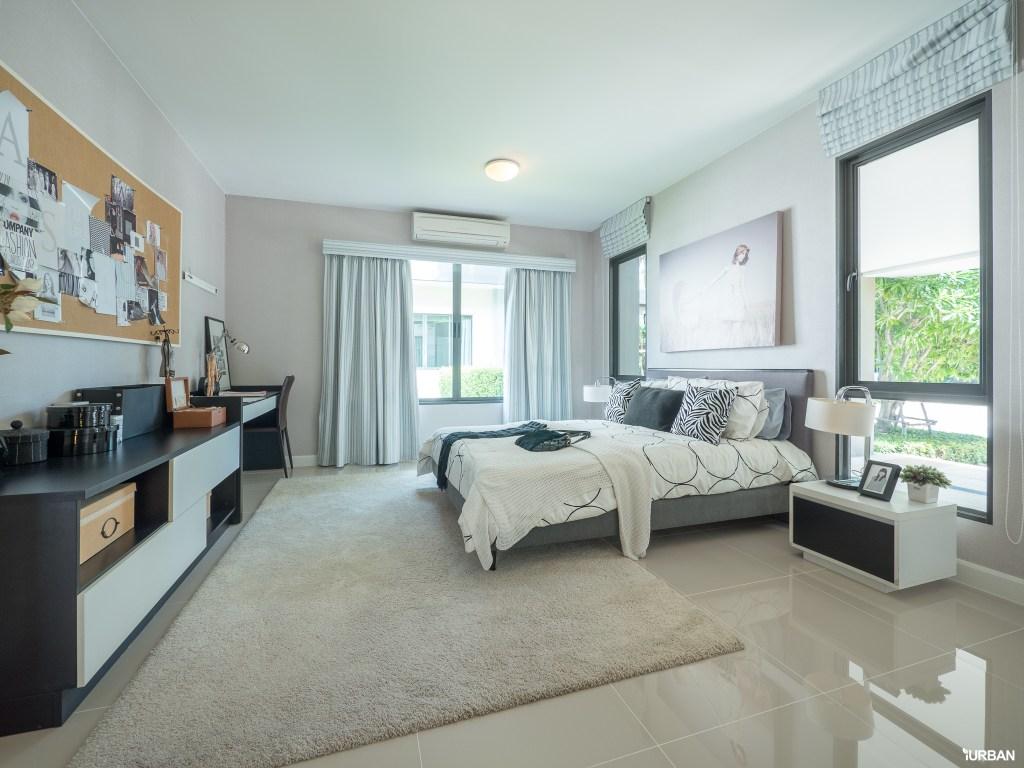 """รีวิว """"ฮาบิเทีย พาร์ค เทียนทะเล 28"""" ที่ดิน 100 ตร.ว. ทำเลพระราม 2 จากแสนสิริ 154 - 4 Bedrooms"""