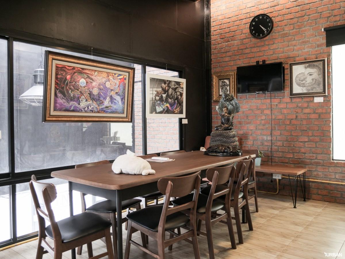 "7 Simply Creative Cafe & Bar ในย่านไลฟ์สไลต์สุดฮิป กับ 24 Hr. Co-Working Space กลาง New Interchange ""รัชดา - ลาดพร้าว"" 58 - cafe"
